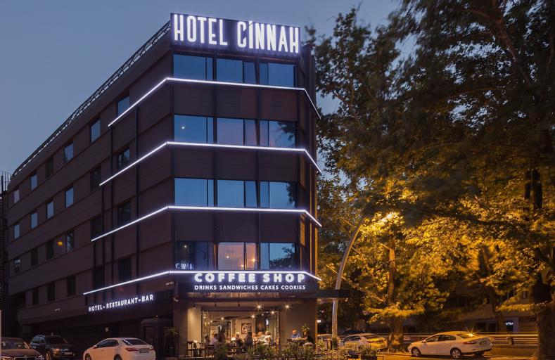 Hotel Cinnah, Çankaya