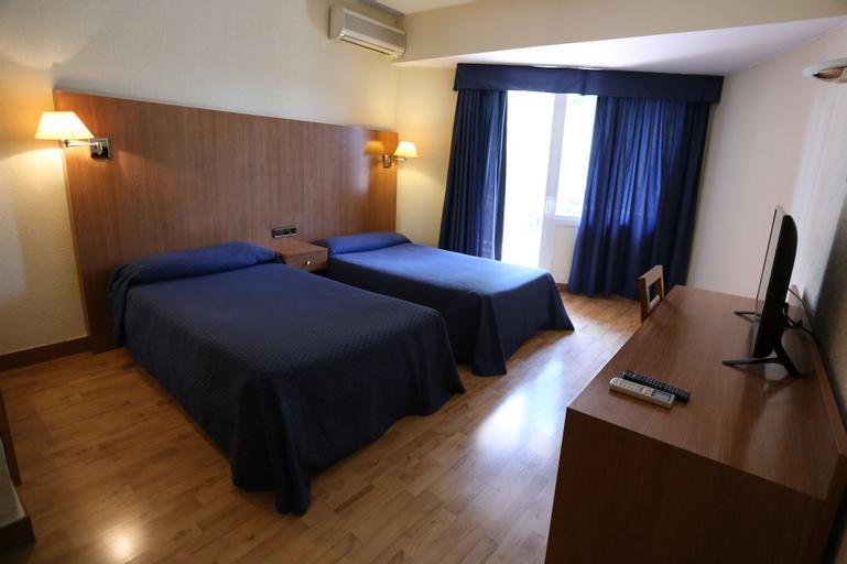 Hotel El Cisne, Zaragoza
