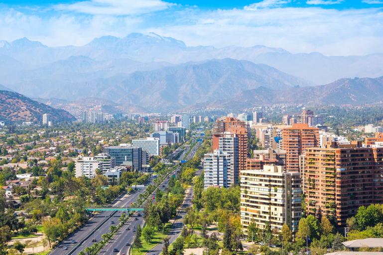 Arauco View Apartment, Santiago