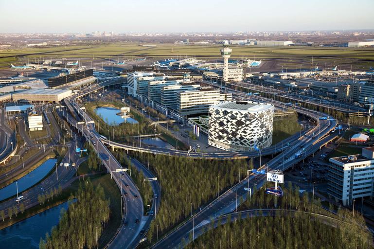 Hilton Amsterdam Airport Schiphol, Haarlemmermeer