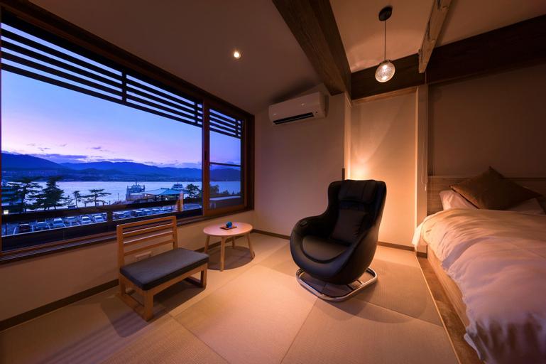 Hotel Miyajima Villa, Hatsukaichi