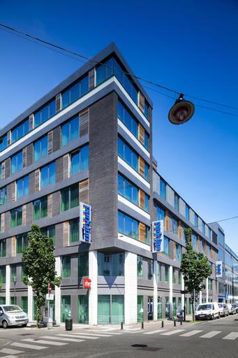 Hotel Park Inn by Radisson Brussels Midi, Bruxelles