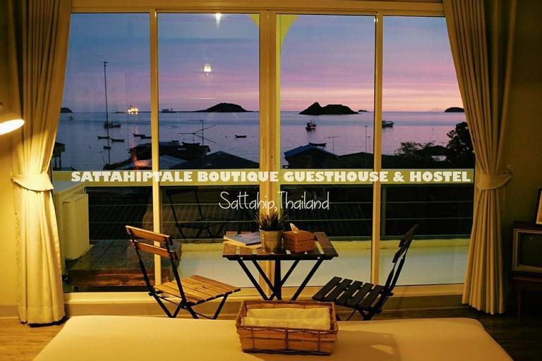 Sattahiptale Boutique Guest House & Hostel, Sattahip