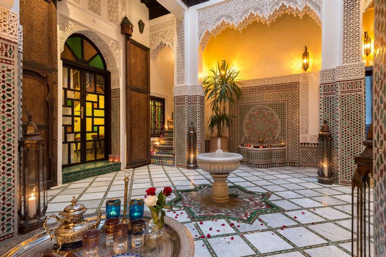 Algilà Fes Riad Medina Charme Hotel, Fès