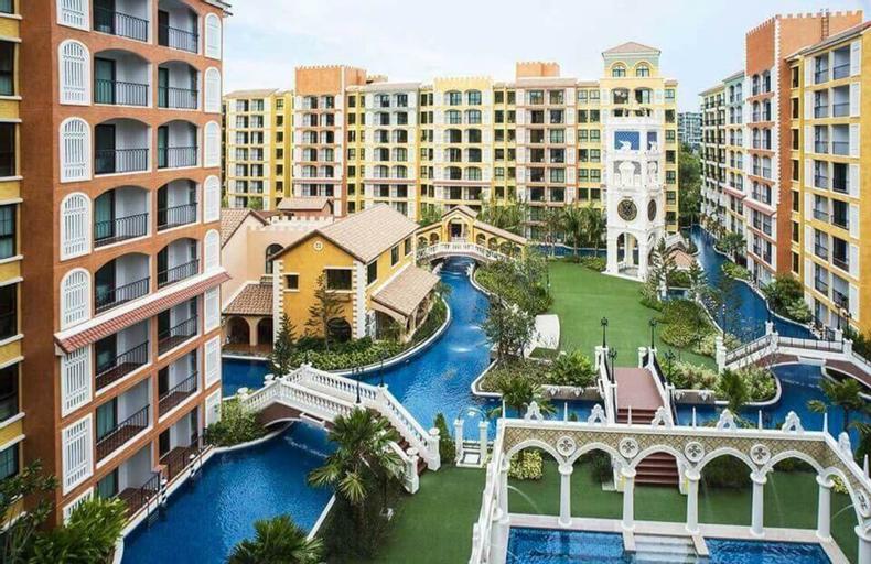 Venetian Signature Condo Resort Pattaya, Sattahip