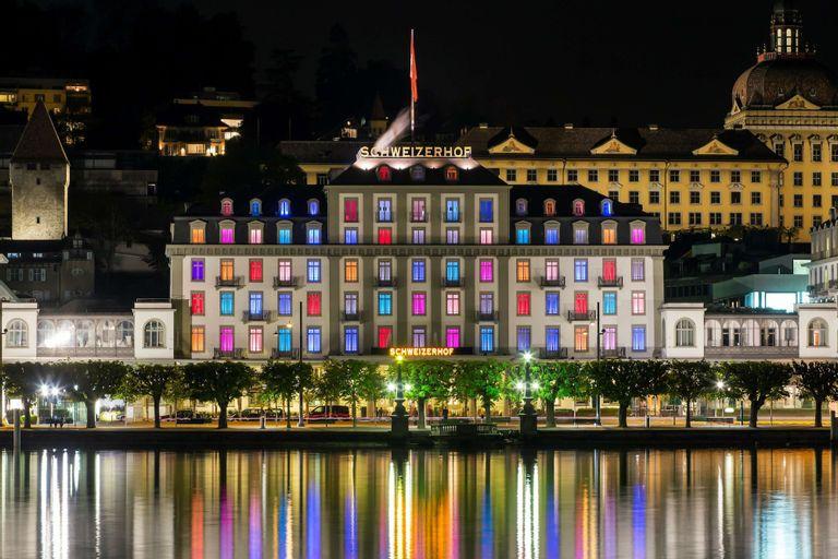 Schweizerhof Lucerne, Luzern