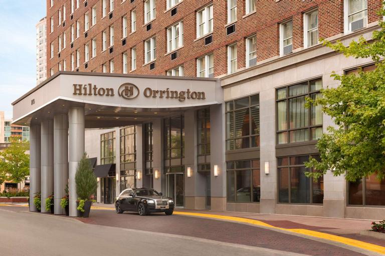Hilton Orrington / Evanston, Cook