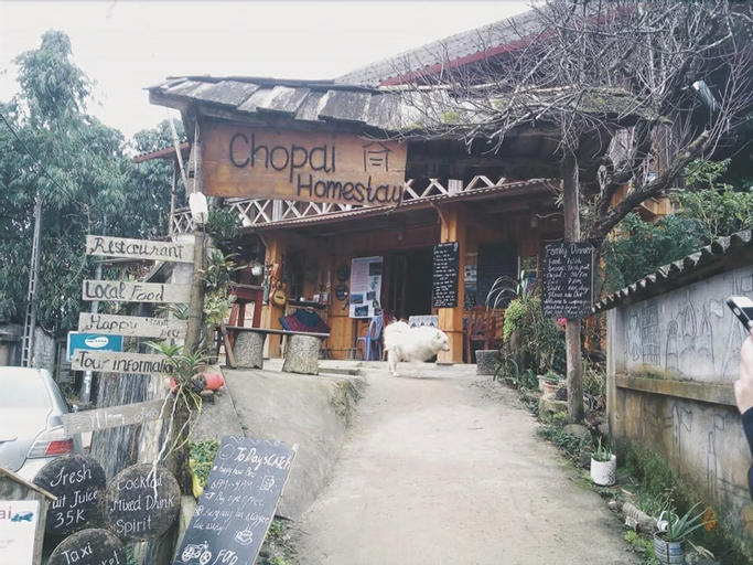 Tavan Chopai Homestay - Hostel, Sa Pa