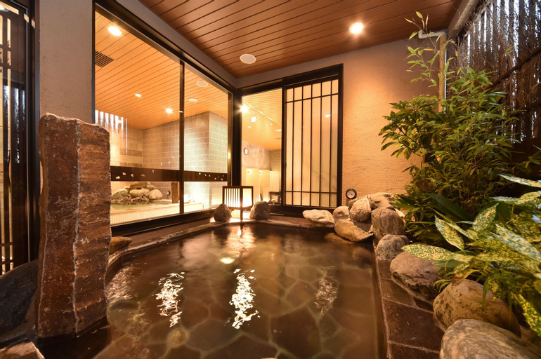 Dormy Inn Higashimuroran Natural Hot Spring, Muroran
