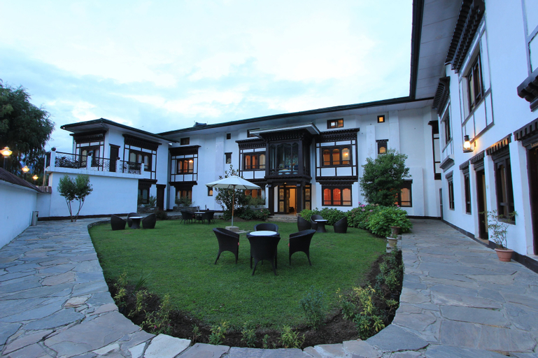 HIMALAYAN TASHI PHUNTSHOK HOTEL, PARO, Wangchang