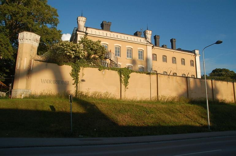 Visby Fängelse, Gotland