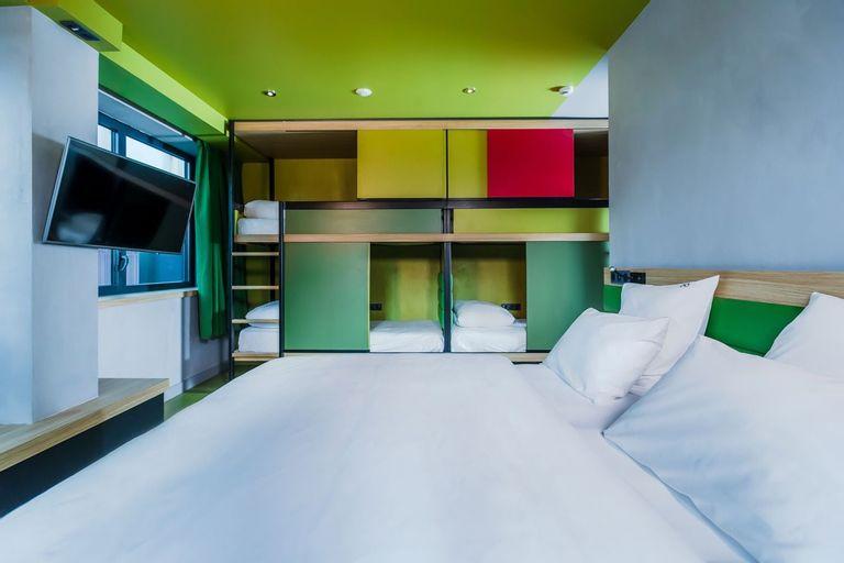 Hôtel Yooma Urban Lodge, Paris