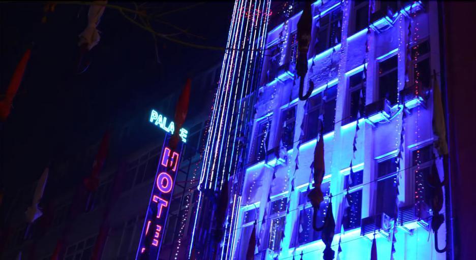 Malatya Palace Hotel, Merkez