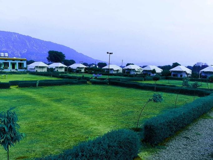 The Tiger Hill Sariska Resort, Alwar