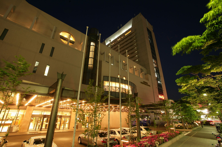 Kobe Seishin Oriental Hotel, Kobe