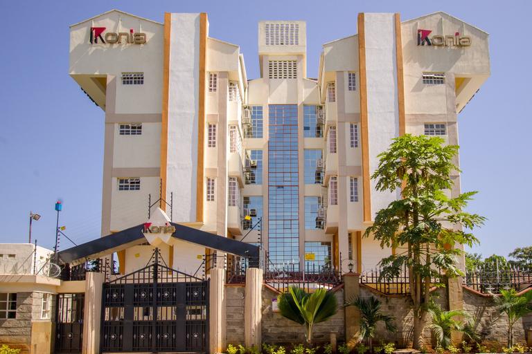 Ikonia Resort and Hotel, Kisumu Central