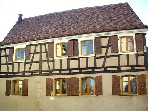 Maison D'hôtes La Rose D'alsace, Bas-Rhin