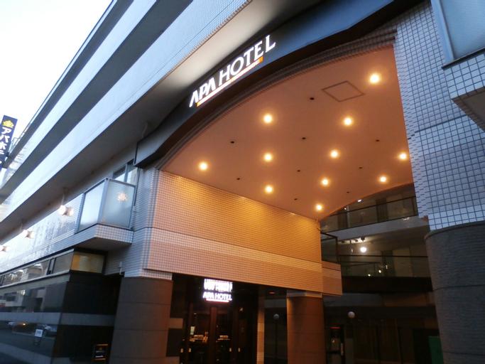 APA Hotel Nishi-Kawaguchi-Eki Higashi-Guchi, Warabi