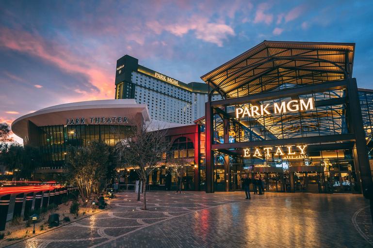Park MGM Las Vegas, Clark