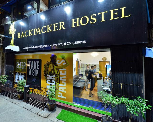 Backpacker Hostel - Adults Only, Yangon-W