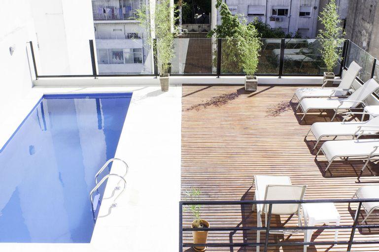 Arenales Suites, Distrito Federal