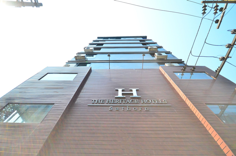 The Heritage Hotels Sathorn, Bang Rak