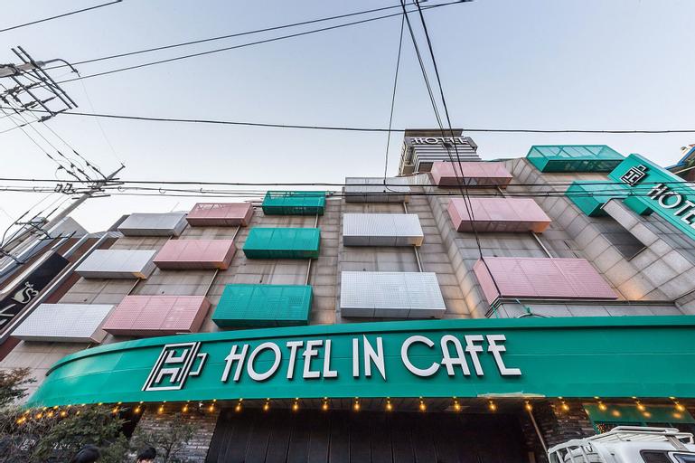 Guri Hotel in Cafe, Guri