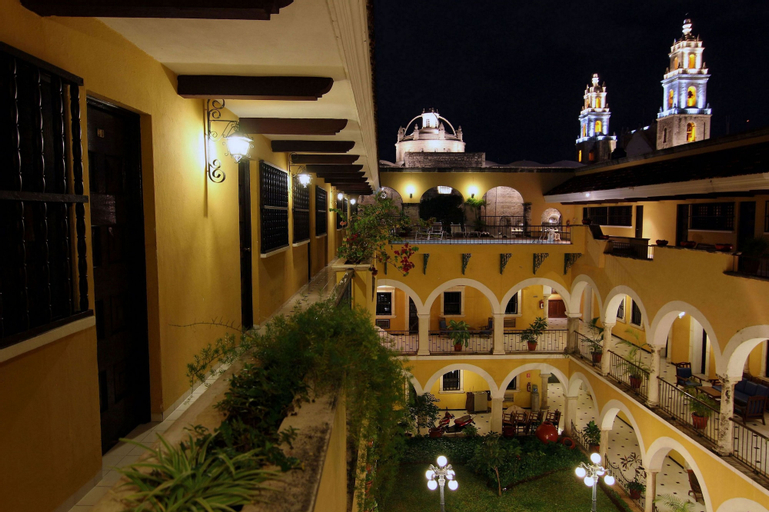 Hotel Caribe, Mérida