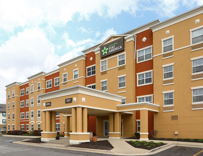 Extended Stay America - Chicago- O'Hare - Allstate Arena, Cook