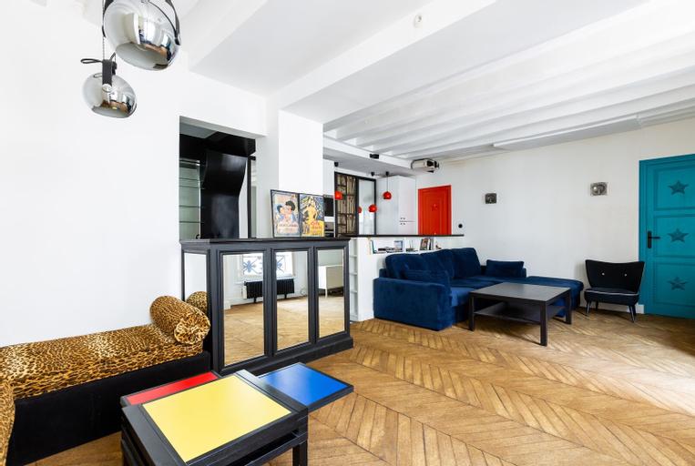 Bauhaus Magic in the Marais, Paris