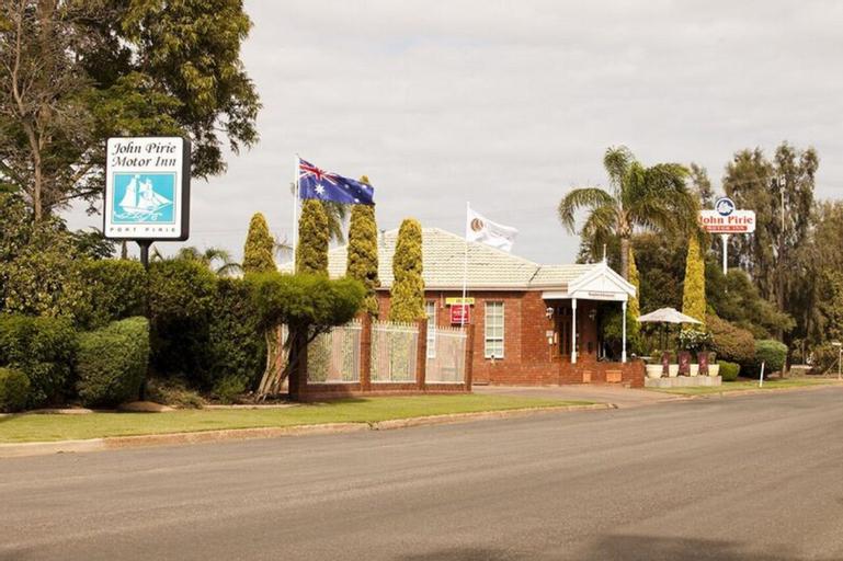 John Pirie Motor Inn, Port Pirie C Dists - City
