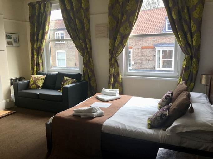 Gillygate Guest House, York