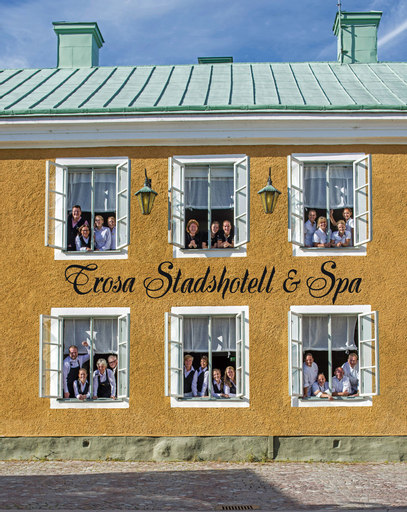 Trosa Stadshotell & Spa, Trosa