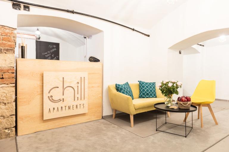 CHILL Apartments, Praha 1