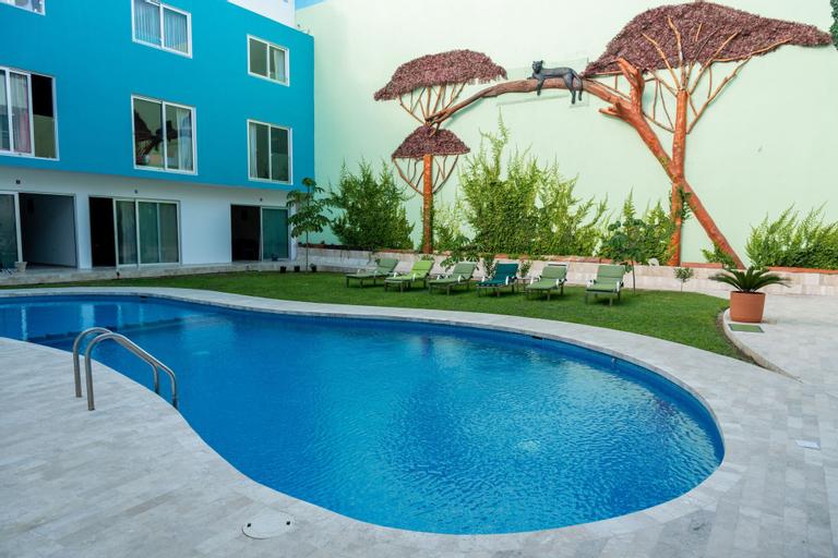 Hotel Playa Encantada, Cozumel
