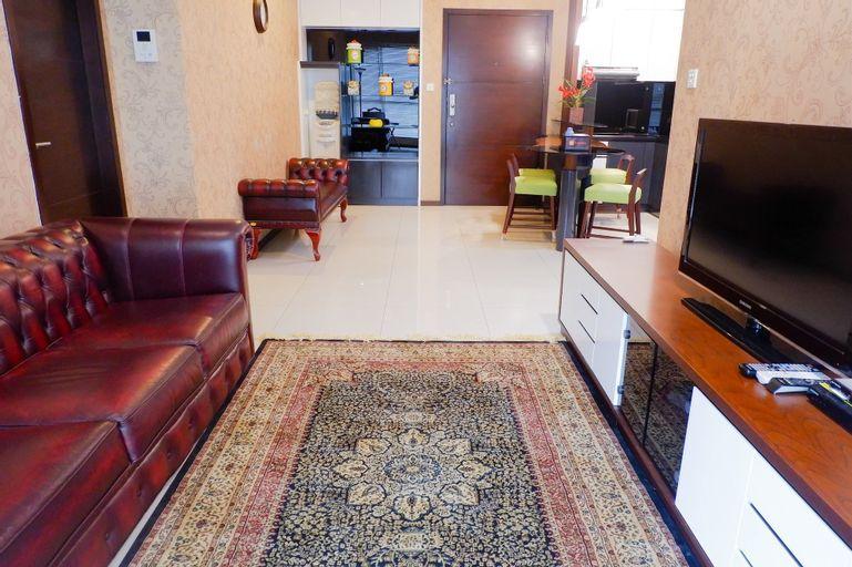 Comfy Luxurious 3BR Gandaria Heights Apartment By Travelio, Jakarta Selatan