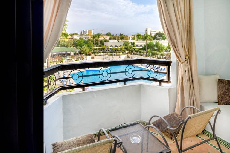 Fes Marriott Hotel Jnan Palace, Fès