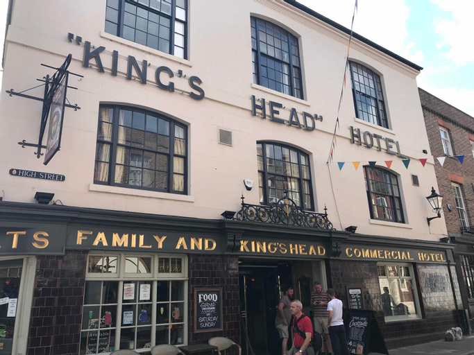 The Kings Head Hotel, Medway