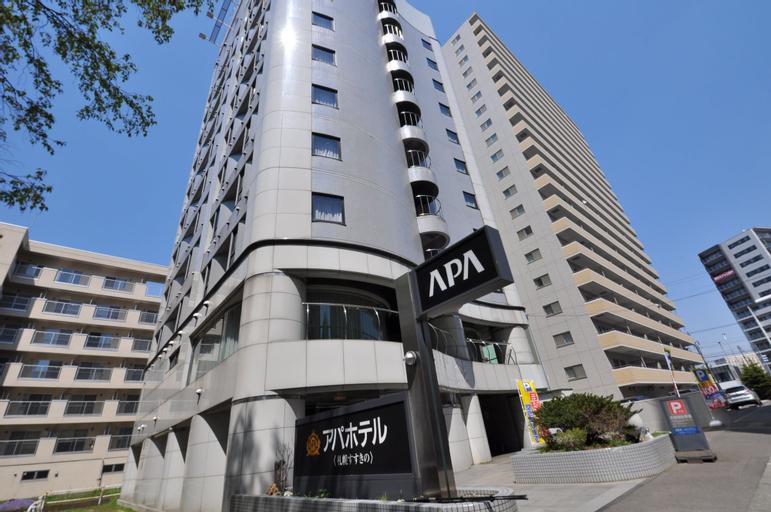 APA Hotel Sapporo-Susukino, Sapporo