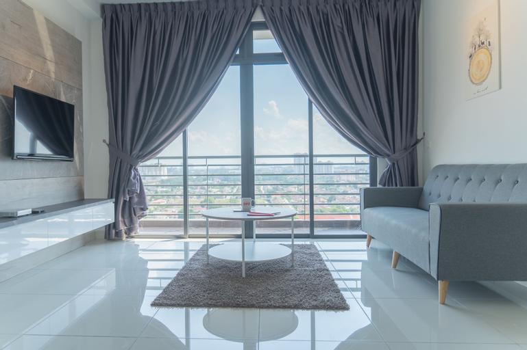 OYO Home 1106 Premium 2BR 1 Tebrau, Johor Bahru