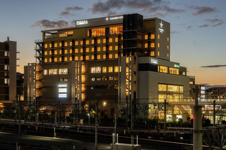 CANDEO HOTELS OSAKA KISHIBE, Suita