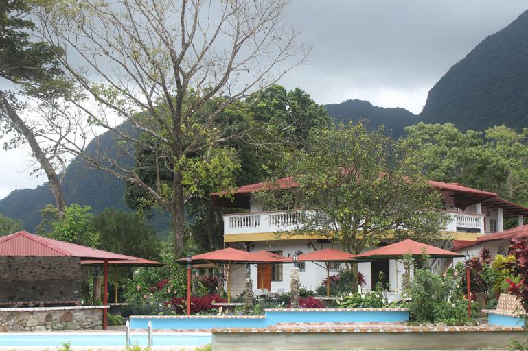 Hotel y Restaurante Valle Verde, Antón