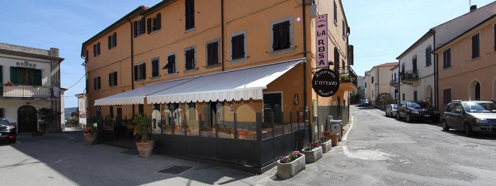 Hotel La Rosa, Livorno