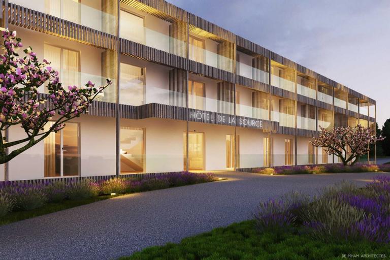 Hotel de la Source, Jura-North Vaudois