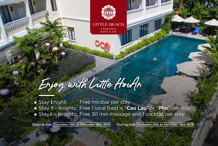 Little Beach Hoi An. A Boutique Hotel & Spa, Hội An