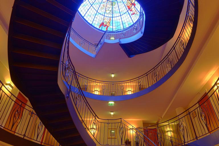 Amrath Grand Hotel Frans Hals, Haarlem