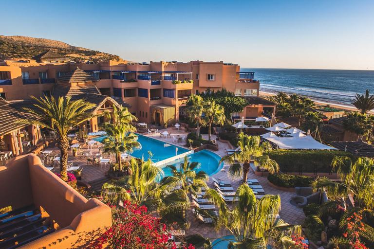 Paradis Plage Surf Yoga & Spa resort, Agadir-Ida ou Tanane