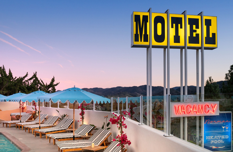 Skyview Hotel, Santa Barbara