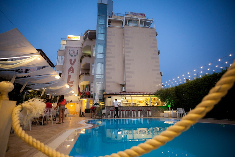 Hotel Valz, Shkodrës