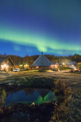 Vestvatn - Arctic Cabins, Skjerstad